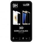 Tvrzené sklo 3D Xiaomi Mi 8 Lite (Černé) 8667555
