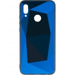 POUZDRO 3D PRISMATIC Samsung Galaxy A40 - BLUE 0089572