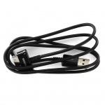 ECBDP4ABE Samsung Galaxy TAB Datový Kabel Black (Bulk), 12484