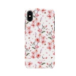 SoSeven Fashion Tokyo White Cherry Blossom Flowers Cover pro iPhone X/XS