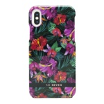 SoSeven Hawai Case Tropical Black Kryt pro iPhone X/XS, 2443430