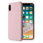 SoSeven Smoothie Silikonový Kryt pro iPhone X/XS Pink (EU Blister), 2445502