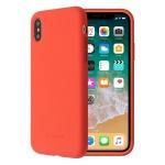 SoSeven Smoothie Silikonový Kryt pro iPhone X/XS Orange (EU Blister), 2445505