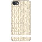 SoSeven Paris Case Arches White/Gold Kryt pro iPhone 6/6S/7/8