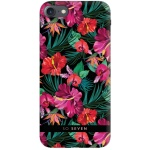 SoSeven Hawai Case Tropical Black Kryt pro iPhone 6/6S/7/8, 2441642