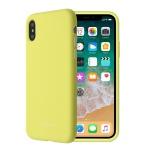 SoSeven Smoothie Silikonový Kryt pro iPhone X/XS Yellow (EU Blister), 2445514