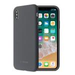SoSeven Smoothie Silikonový Kryt pro iPhone 7/8 Dark Grey (EU Blister), 2445515