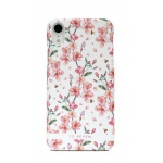 SoSeven Fashion Tokyo White Cherry Blossom Flowers Cover pro iPhone XR
