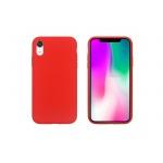 SoSeven Smoothie Silikonový Kryt pro iPhone XR Red (EU Blister), 2445520