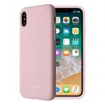 SoSeven Smoothie Silikonový Kryt pro iPhone XS Max Pink (EU Blister), 2445523