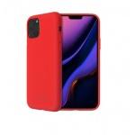 SoSeven Smoothie Silikonový Kryt pro iPhone 11 Pro Red (EU Blister), 2449405