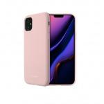 SoSeven Smoothie Silikonový Kryt pro iPhone 11 Pink (EU Blister), 2449401