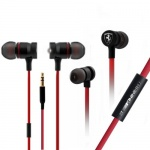 FETEPWIRE Ferrari Training Stereo Earphone Red (EU Blister), 2438626