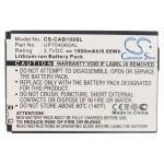 CS-CAB100SL Baterie 1800mAh Li-Pol pro CAT B10, 2438337