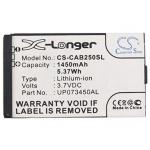CS-CAB250SL Baterie 1450mAh Li-Pol pro CAT B25, 2438341