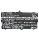 """CS-SMT800SL Baterie 7900mAh Li-Pol pro Samsung T800 Galaxy Tab S 10.5"""", 2438317"""