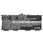 """CS-SMT530SL Baterie 6800mAh Li-Pol pro Samsung T530 Galaxy Tab 4 10.1"""", 2438306"""