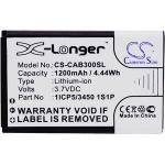 CS-CAB300SL Baterie 1200mAh Li-Pol pro CAT B30, 2438340