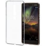 CC-110 Nokia Slim Crystal Cover pro Nokia 6.1 Transparent (EU Blister), 2439498