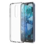 CC-170 Nokia Slim Crystal Cover pro Nokia 7.1 Transparent (EU Blister), 2442532