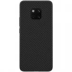 Nillkin Synthetic Fiber Ochranný Zadní Kryt Carbon Black pro Huawei Mate 20 Pro, 2441840