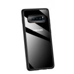 USAMS Mant Zadní Kryt pro Samsung Galaxy S10 Black , 2442998