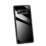 USAMS Mant Zadní Kryt pro Samsung Galaxy S10e Black, 2444484
