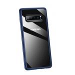 USAMS Mant Zadní Kryt pro Samsung Galaxy S10e Blue, 2444485