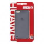 Huawei Original Protective Pouzdro 0.8mm Dark Grey for P8 Lite (EU Blister), 25682