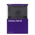 "EF-BT810PBE Samsung Pouzdro pro Galaxy Galaxy Tab S2 9.7""  Black (EU Blister), 27408"