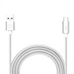 Nillkin Elite Type C USB 3.0 Datový Kabel Silver (EU Blister)