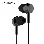 USAMS EP-12 Stereo Headset 3,5mm Black, 2432801