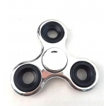 Shiny Metallic Paint Metal Spinner Silver, 2435160