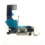 iPhone SE Flex Kabel vč. Dobíjecího a Audio Konektoru White, 2435375