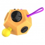Fidget Cube 12-Side Orange, 2435464