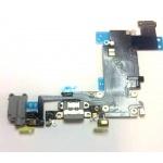iPhone 6S Plus Flex Kabel vč. Dobíjecího Konektoru Black, 2435555