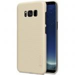 Nillkin Super Frosted Zadní Kryt Gold pro Samsung G955 Galaxy S8 Plus, 2434215