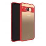 USAMS Mant Zadní Kryt Red pro Samsung G955 Galaxy S8 Plus, 2434525