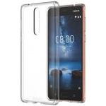 CC-701 Nokia Hybrid Crystal Case pro Nokia 8 Transparent (EU Blister), 2436774