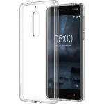 CC-704 Nokia Hybrid Crystal Case pro Nokia 5 Transparent (EU Blister), 2436785