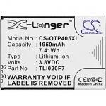 CS-OTP405XL Baterie 1950mAh Li-Pol pro Alcatel One Touch Pixi 4 (5), 2438533