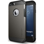 Spigen Tough Armor for iPhone 6/6S Gun Metal (EU Blister), 2439543