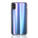 USAMS Sanz Zadní Kryt Blue pro iPhone X/XS, 2440139
