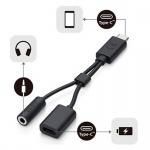 EC270 Sony 2v1 USB Type C / 3,5mm Audio Adapter (EU Blister), 2440320