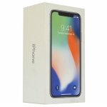 Apple iPhone X Silver Prázdný Box, 2441223