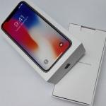 Apple iPhone X Grey Prázdný Box, 2441224