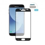 Tactical Tvrzené Sklo 2.5D Black pro Samsung Galaxy A9 2018 (EU Blister), 2442011