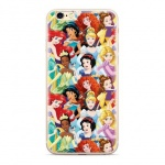 Disney Princess 001 Back Cover Multicolor pro iPhone 5/5S/SE, 2442335