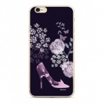 Disney Princess 002 Back Cover Navy Blue pro iPhone 5/5S/SE, 2442336