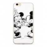 Disney Mickey & Minnie 010 Back Cover White pro Samsung Galaxy J4, 2442369